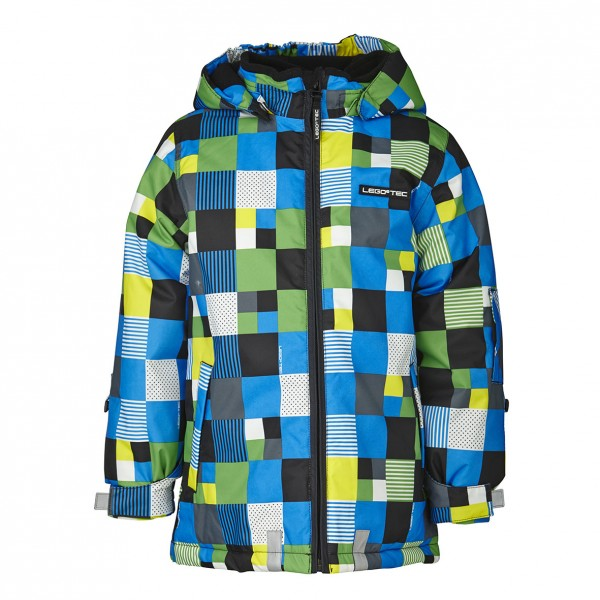 lego wear jungen jacke tec winterjacke skijacke jaron 610 in blau 14813 544 bekleidung kinder. Black Bedroom Furniture Sets. Home Design Ideas