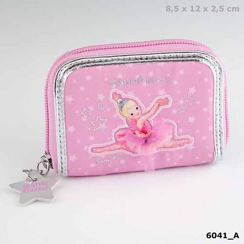 depesche 6041 ballerina my style princess portemonnaie geschenke topmodel. Black Bedroom Furniture Sets. Home Design Ideas